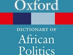Frontcover of A Dictionary of African Politics (OUP 2019).